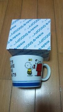 ミスド スヌーピーマグカップ