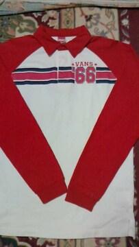 〓【VANS 66】20年以上前のポロシャツ:未使用size L〓