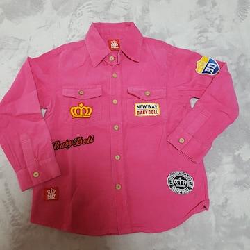 美品ベビドシャツ☆サイズ120