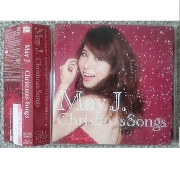 KF  May J. Christmas Songs クリスマス CD+DVD