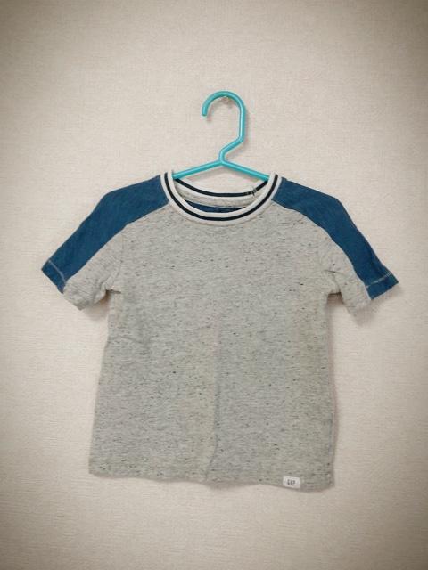 GAP☆Tシャツ ロンパースセット < ブランドの