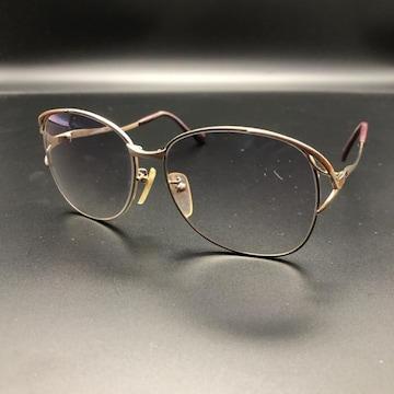 即決 LANCEL ヴィンテージ メガネ 眼鏡