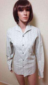 新同☆SCHLIISSL☆格好い細身Sexyなストライプシャツ☆3点で即落