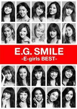 即決 E.G.SMILE -E-girls BEST- +DVD+スマプラ 初回仕様盤