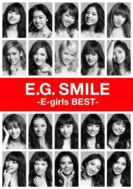 即決 E.G.SMILE -E-girls BEST- +DVD+スマプラ 初回仕様盤  < タレントグッズの