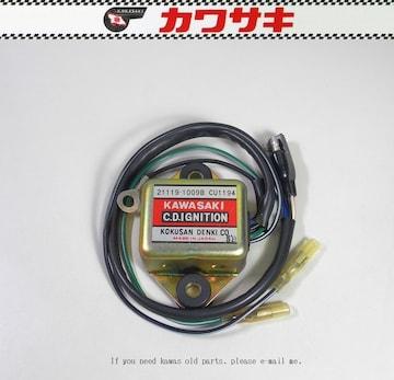 カワサキ KDX250A KDX400A KDX420A CDIイグナイター絶版
