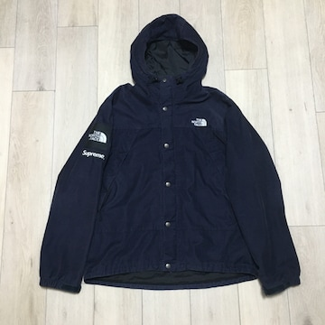 SUPREME MOUNTAIN SHELL JACKET CORDUROY NORTH FACEコラボ