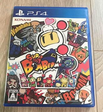 PS4★ソフト★スーパーボンバーマン R