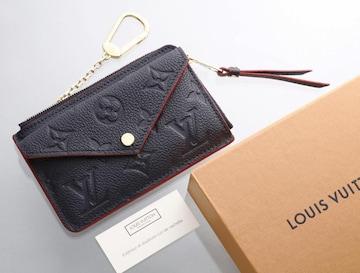 K0605M 美品 ヴィトン アンプラント カード&コインケース