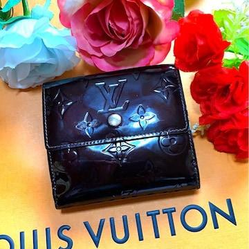正規品LOUIS VUITTON人気のアマラント☆ポルトフォイユエリーズ