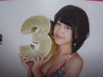 限定NMB48 3周年スペシャルライブ 公式生写真 上枝恵美加 非売品