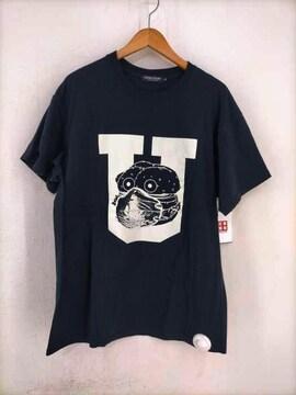 UNDERCOVER(アンダーカバー)20SS MASK UBARGER TEEクルーネックTシャツ