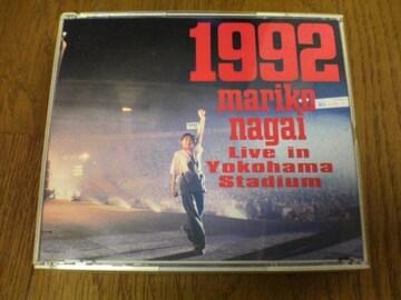 永井真理子CD 1992 LIVE IN横浜スタジアム