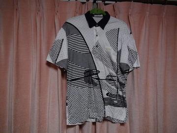 INICIANのポロシャツ(L)!。