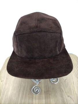 Emstate(エムステイト)スウェードキャップキャップ帽子
