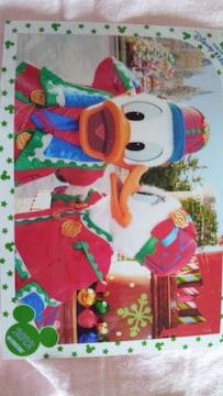 オマケ写真つき☆TDL2012サンタヴィレッジスペシャルフォトドナルドデイジー