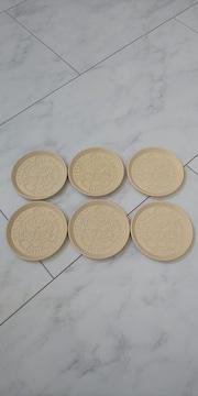 ヒステリックミニ☆ヒスミニ☆コースター☆6枚セット☆