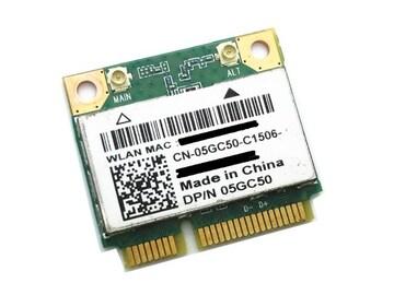★無線LANボード クアルコム/DELL QCWB335(DW1705)