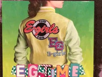 激安!超レア!☆E-girls/E.G.TIME☆初回限定盤/CD+2BD☆超美品☆