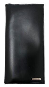 正規ドルチェ&ガッバーナ長財布ブラック財布レザー黒