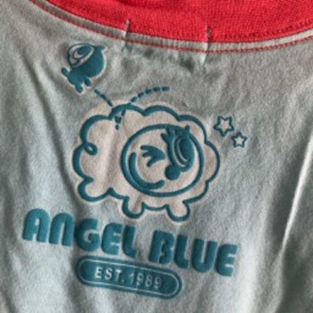 エンジェルブルー Tシャツ 150cm(Mサイズ)sa < ブランドの
