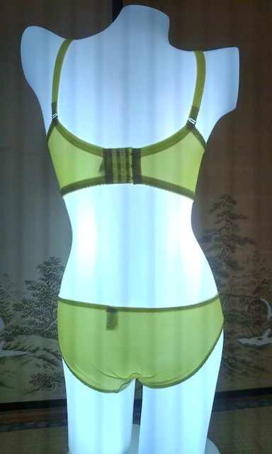 可愛い  ブラショーツ     B70М < 女性ファッションの