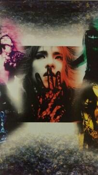 X JAPAN ポスター YOSHIKI hide TAIJI ToshI PATA