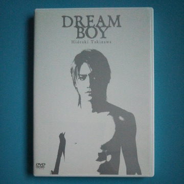 DVD◇DREAM BOYS 滝沢秀明◇中古