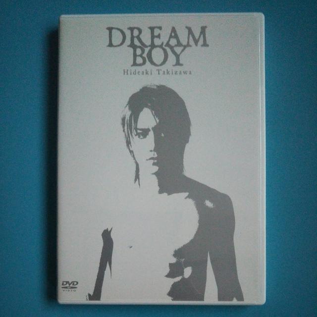 DVD◇DREAM BOYS 滝沢秀明◇中古  < タレントグッズの