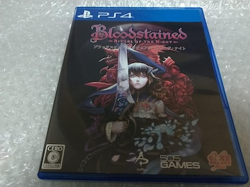 PS4 Bloodstained:Ritual of the Night ブラッドステインド