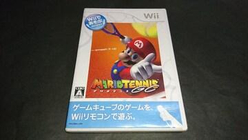 Wii Wiiであそぶ マリオテニスGC