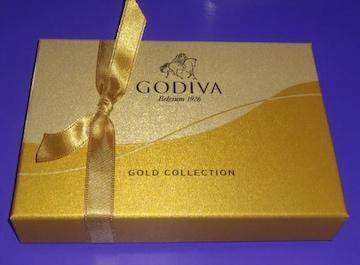 GODIVAゴディバ★ゴールドコレクション★チョコレート
