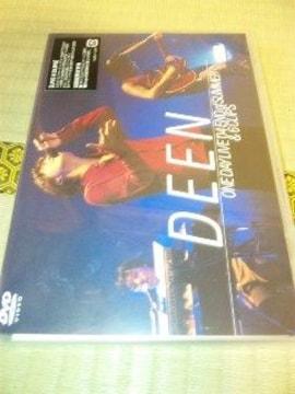 未開封DVD,DEEN/ONE DAY LIVE'04 ENDofSUMMER