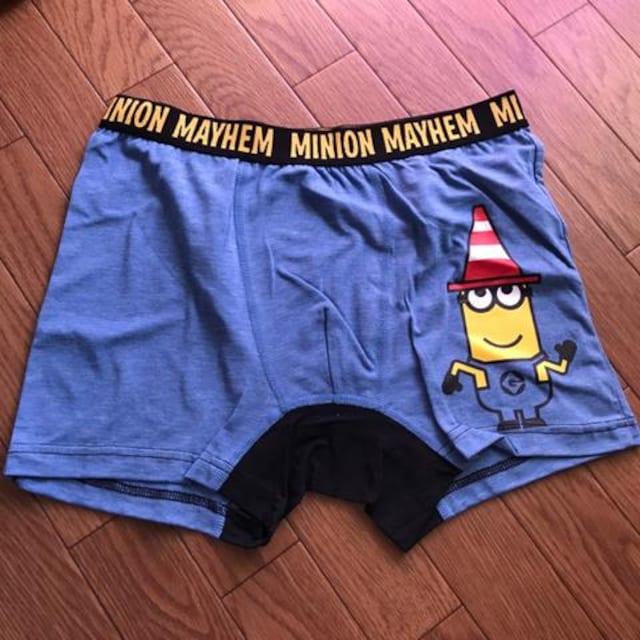 M新品USJ限定 ミニオン    メンズボクサーパンツ < 男性ファッションの