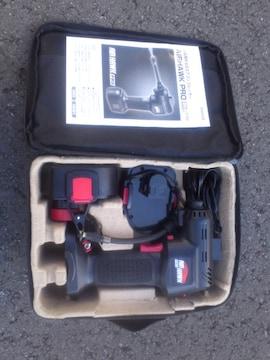 充電式エアコンプレッサー(電動空気入れ) エアホークプロ