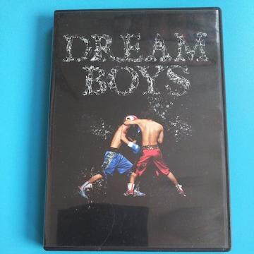 DVD◇DREAM BOYS 亀梨和也 田中聖 屋良朝幸 2007◇中古