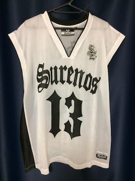 strollerz バスケット ゲームシャツ XL