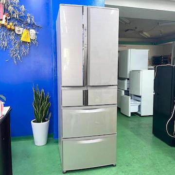 ◆MITSUBISHI◆冷凍冷蔵庫 2016年 465L 大阪市近郊配送無料