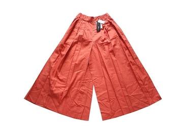 新品 定価24150円 フラミューム flammeum ガウチョ パンツ