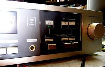 ONKYO A490 インテグレーテッドアンプ ビンテージ