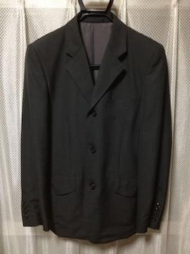 アバハウス セットアップ スーツ Sサイズ1 細身 黒色 日本製 ジャケット+パンツ リクルート