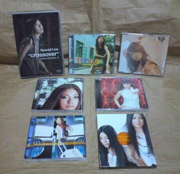 島谷ひとみlive DVD とCD