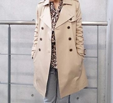 ミスティウーマン☆トレンチコートM