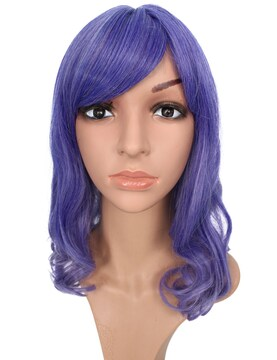 Wigs2you C-079 C-PURPLE & ASH VIOLET☆コスプレウィッグ