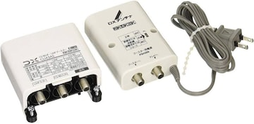 DXアンテナ CS/BS-IF・UHFブースター(33dB/43dB共用形) 【2K 4K