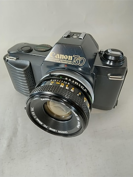 Canon T50 美品 + FD 50mm 1:1.8
