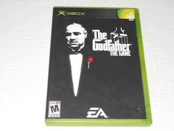 xbox★THE GODFATHER THE GAME 海外版