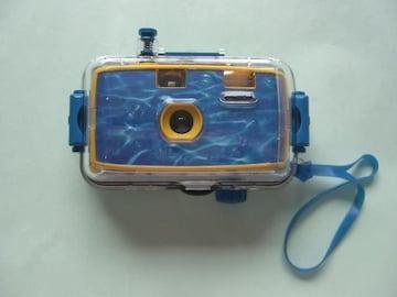 ☆防水 35mmカメラ 水中カメラ