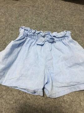 女の子用 ショートパンツ  100cm  アカチャンホンポ