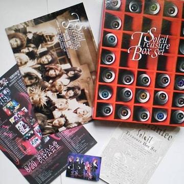 Soleil BOX★La'Mule/ラムール/Sなど所属バンド 直筆サインなど★V系